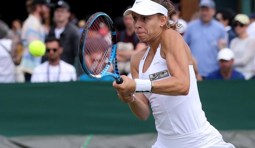Film do artykułu: Magda Linette awansowała do finału turnieju WTA w Nowym Jorku, a Magdalena Fręch do US Open