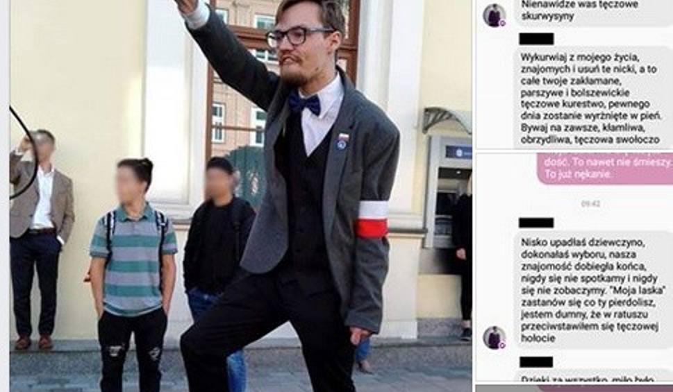 Film do artykułu: Marsz Równości. Kandydat rezygnuje ze startu do Rady Miasta Lublin