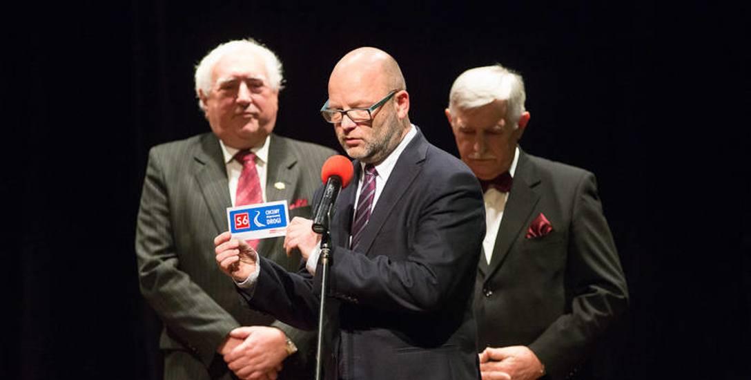 Marek Biernacki, wiceprezydent Słupska, zachęcał do lobbowania na rzecz budowy S6.