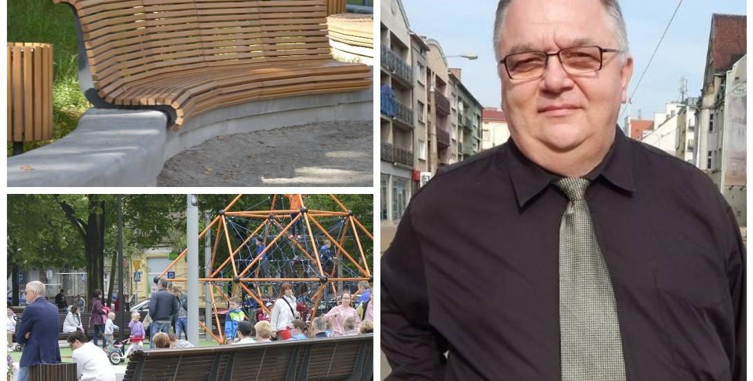 - Katalog miejskich mebli, w tym m.in. ławek, jest w opracowaniu - mówi architekt Dariusz Górny. A jak dziś wyglądają ławki w Gorzowie? Zobaczcie niektóre