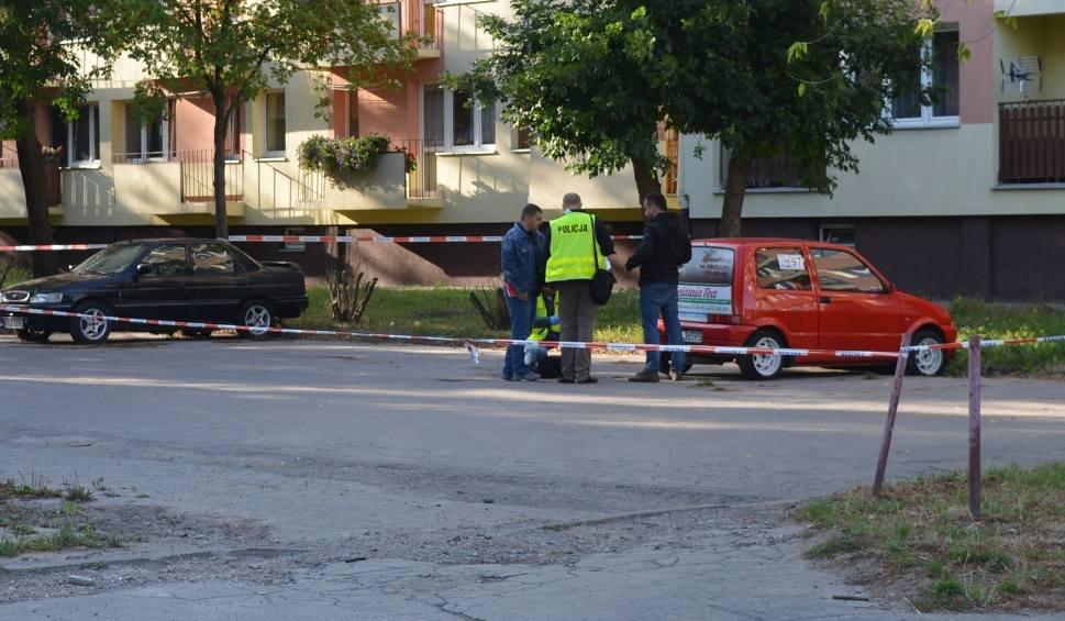 Film do artykułu: Alarm w Starachowicach. Pod moim autem jest bomba