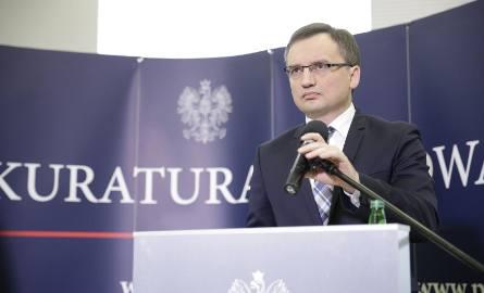 Zbigniew Ziobro: W tej chwili nie ma żadnych podstaw, żeby powołać komisję śledczą ws. afery KNF