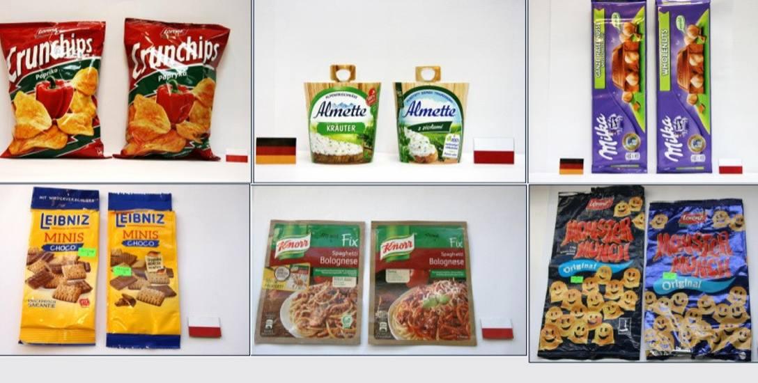 To tylko niektóre ze 101 produktów, które Urząd Ochrony Konkurencji i Konsumentów, wraz z Inspekcją Handlową i laboratoriami zbadał i porównał.