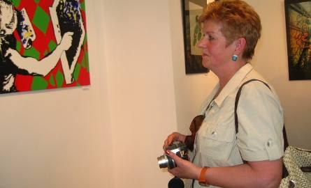 W Salonie Wystaw Artystycznych w sobotę otwarto wystawę plastyczną Jerzego Litewki i Janusza Zauścińskiego.