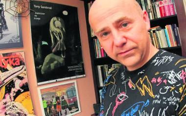 """Wojciech Łowicki: - Większość czytelników """"Wieczoru Wybrzeża"""" kupowało gazetę wyłącznie dla umieszczonego tam komiksowego paska. Ale wszystko musiało"""