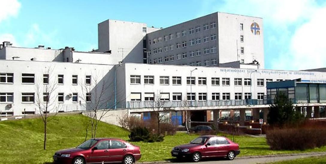 Częstochowa: Lekarz podejrzany o gwałt na pacjentce szpitala na Parkitce