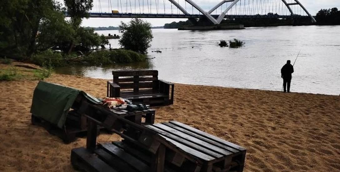 Kolejna plaża nad Wisłą! Toruń coraz bardziej dogania pod tym względem inne polskie miasta