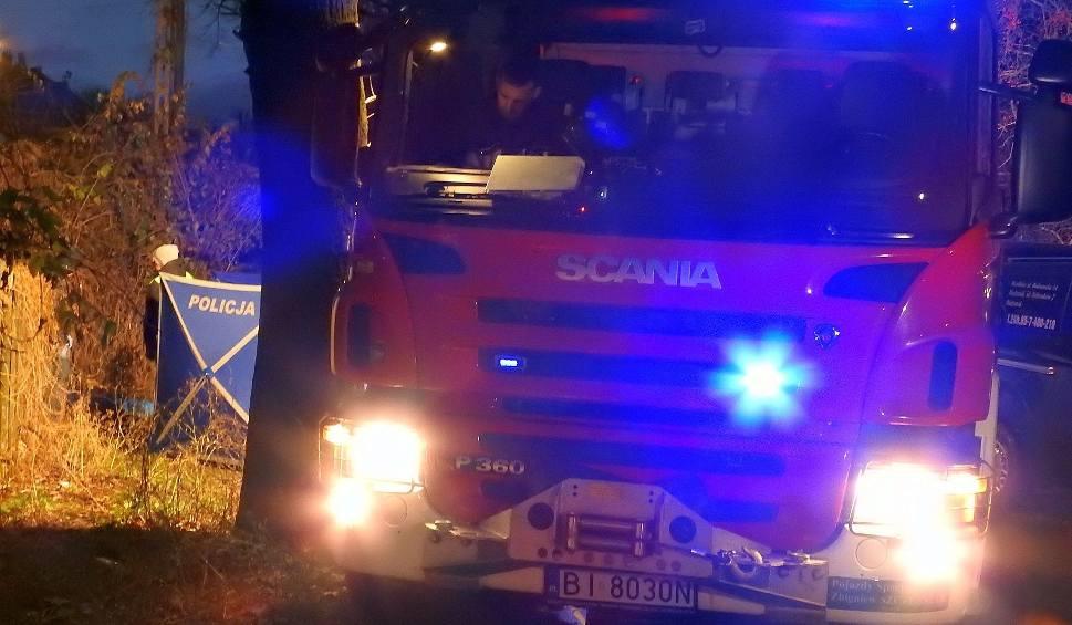 Film do artykułu: Białystok: Tragiczny pożar przy Stołecznej. Trzy osoby nie żyją