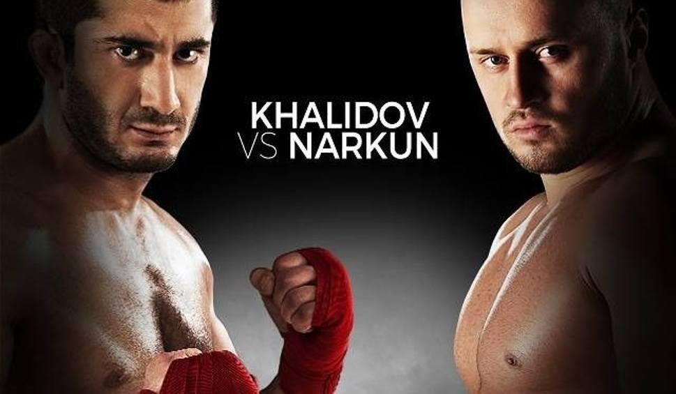 Film do artykułu: Narkun - Khalidov. Górą Żyrafa [WIDEO - SKRÓT WALKI, WIDEO, YOUTUBE]