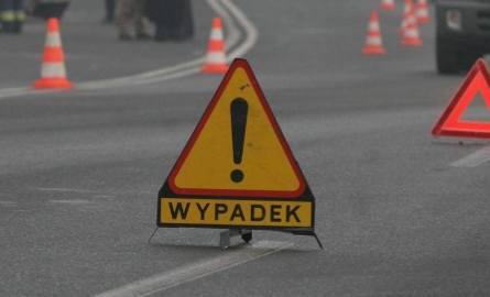 Wypadek w Dąbrowie Tarnowskiej. Utrudnienia na DK 73