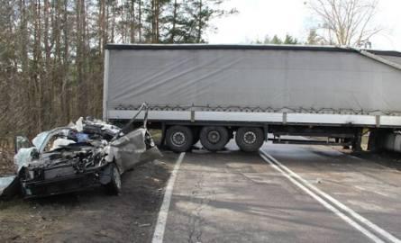 Kierowca tira skazany na cztery lata (zdjęcia)