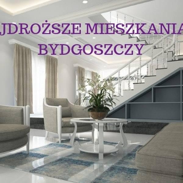 Na pierwszy rzut oka może się wydawać, że w Bydgoszczy nie ma luksusowych apartamentów wartych miliony złotych. Jak się jednak okazuje, w naszym mieście