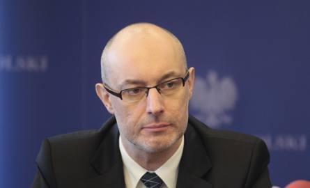 Adrian Czubak, wojewoda opolski.