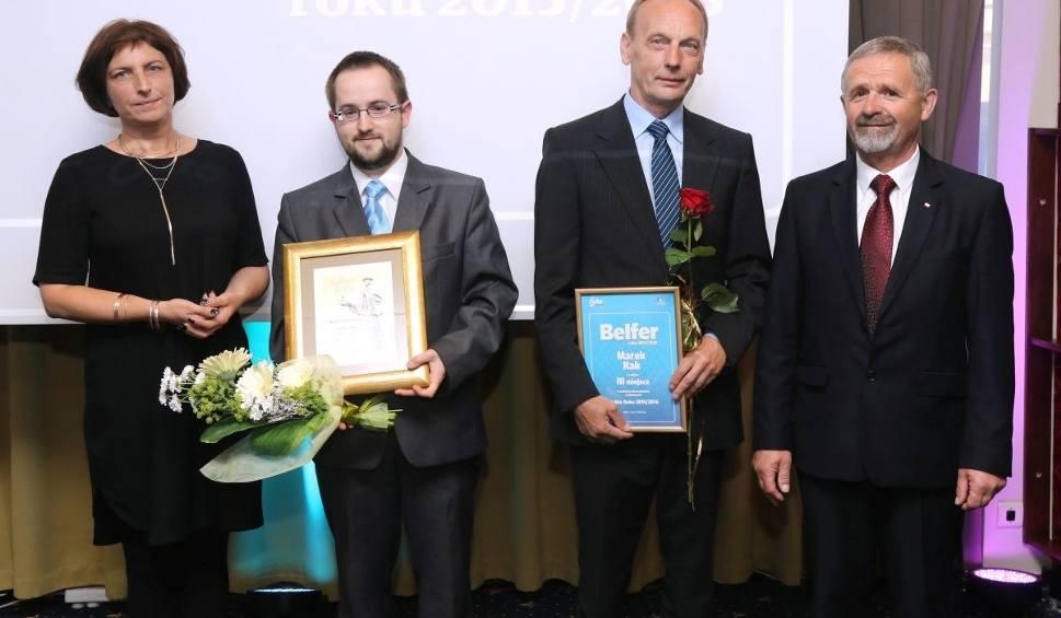 Film do artykułu: Belfer Roku 2015/2016. Laureaci z powiatu włoszczowskiego nagrodzeni [ZDJĘCIA]