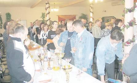 Prezes LOK-u życzył wszystkim gościom radosnych Świąt Bożego Narodzenia oraz sukcesów w Nowym Roku. Także tych strzeleckich.