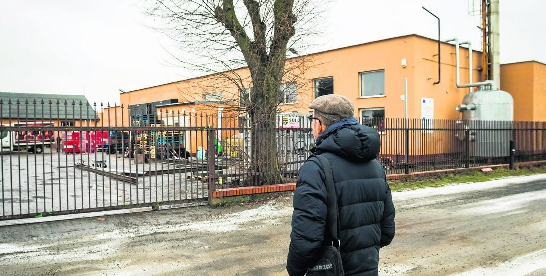 """Pan Zbigniew, właściciel Zakładu Mięsnego """"Bekon"""" patrzy na sprzedawany za jedną trzecią wartości zakład i serce mu się kraje"""