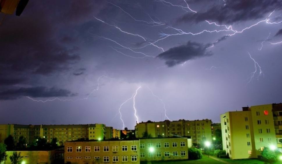 Film do artykułu: Prognoza pogody. Przelotne opady, bardzo ciepło, mozliwe burze (wideo)