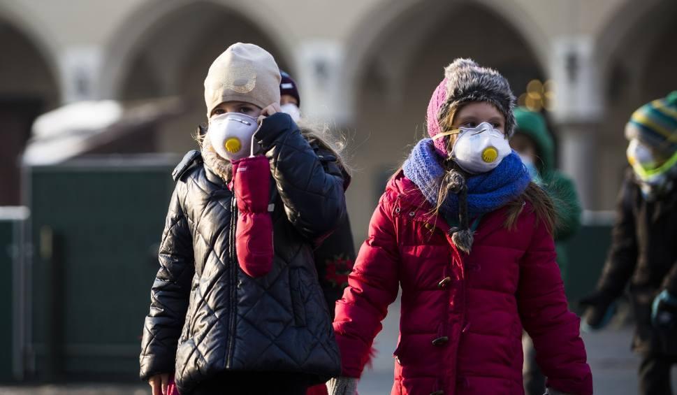 Film do artykułu: Fatalna jakość powietrza w Małopolsce. Normy wielokrotnie przekroczone