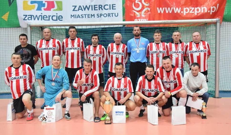 Film do artykułu: Cracovia wicemistrzem kraju w halowych mistrzostwach Polski w piłce nożnej oldbojów [ZDJĘCIA]