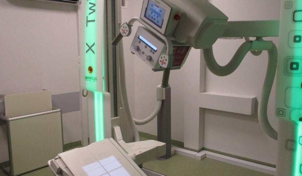 Film do artykułu: Supernowoczesny rentgen w Opolskim Centrum Onkologii