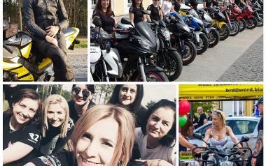 Piękne motocyklistki z Podlasia. Te dziewczyny kochają ryk silników! (ZDJĘCIA)