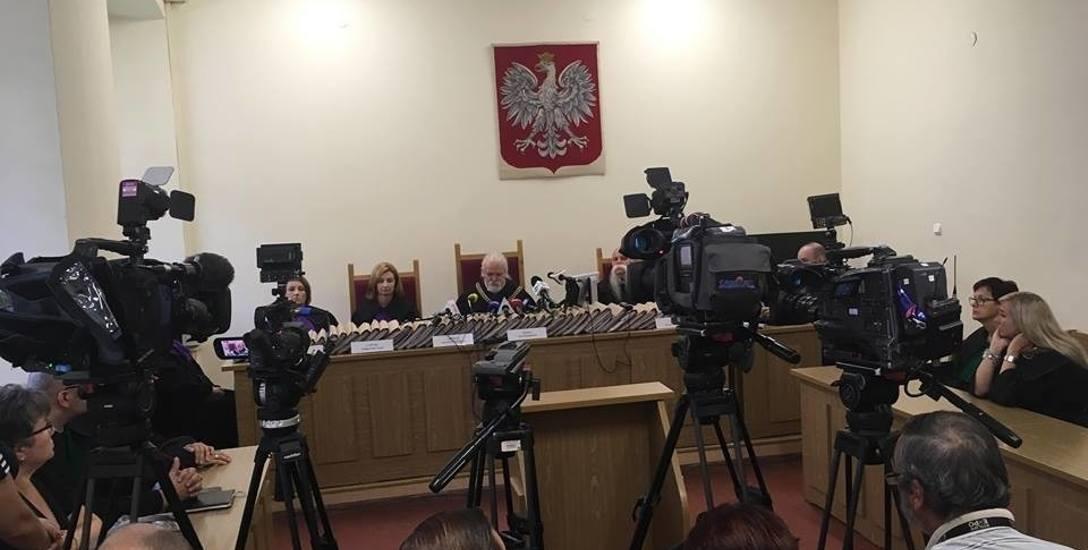 Policjant Marek G. skazany został na 15 lat pozbawienia wolności.