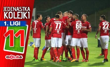 Jedenastka 3. kolejki Nice 1 Ligi według GOL24!