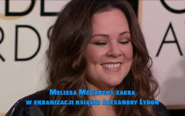 Melissa McCarthy zagra w filmie o pierwszej bostońskiej policjantce