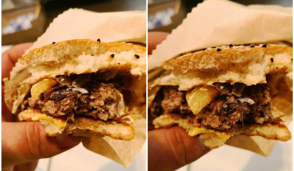 Film do artykułu: Robak w hamburgerze w McDonald's. Restauracja odpowiada