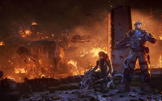 Gears of War: Judgment. Nowości na zwiastunie (wideo)