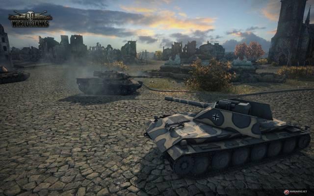 World of Tanks: Będzie nowy tryb gry