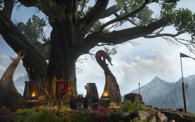 Wiedźmin 3: Dziki Gon. Ciri w grze (galeria)