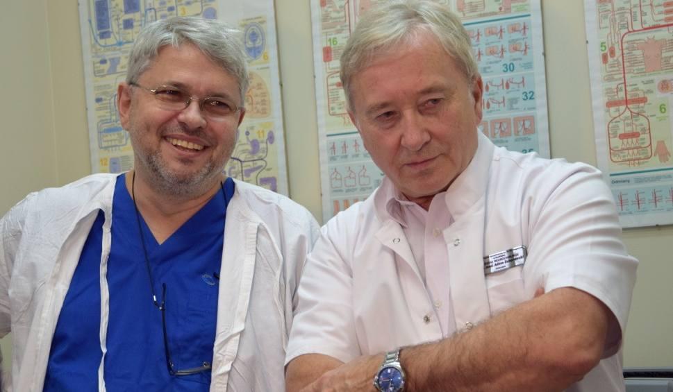 Film do artykułu: Małoinwazyjne, wewnątrznaczyniowe operacje w grudziądzkim szpitalu. I tętniak z głowy!