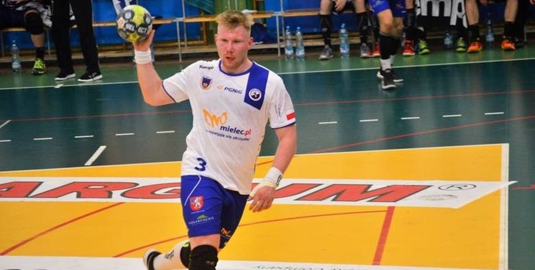 Piotr Krępa w tym  sezonie dwukrotnie wybierany było do Siódemki Kolejki Superligi