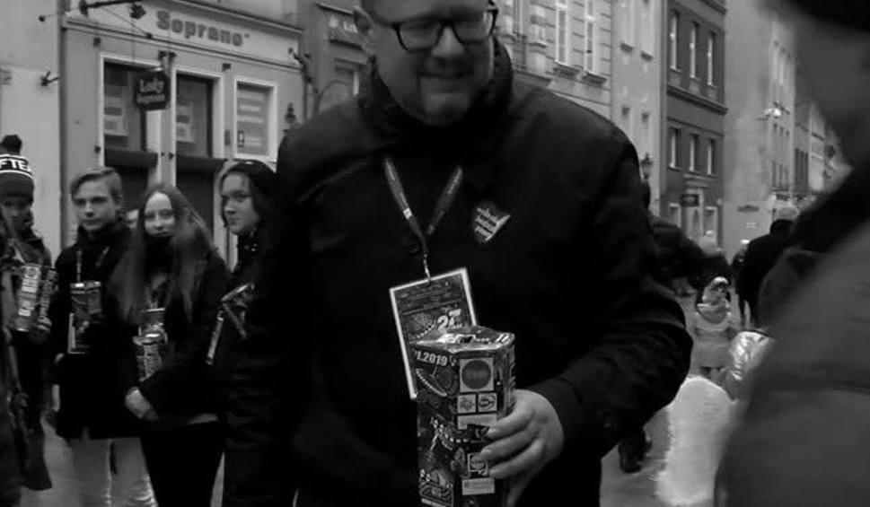 """Film do artykułu: Ostatnia puszka Pawła Adamowicza dla WOŚP. Mieszkanka Borkowa uzbierała prawie 16 mln zł. """"Już wiem, że te pieniądze zostaną w Gdańsku"""""""