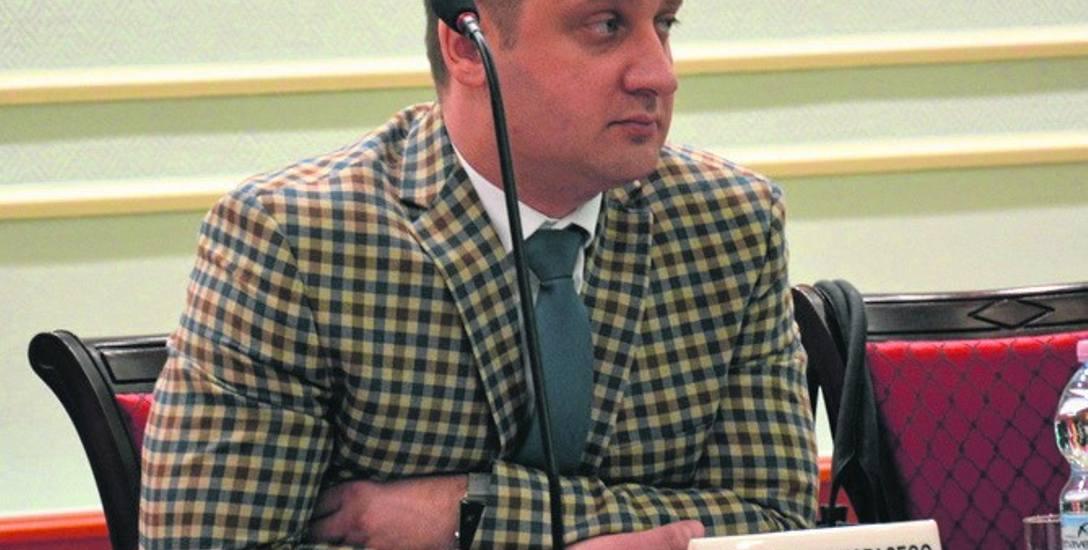 Łukasz Matyjasek zażądał publicznych przeprosin E. Gajdy.