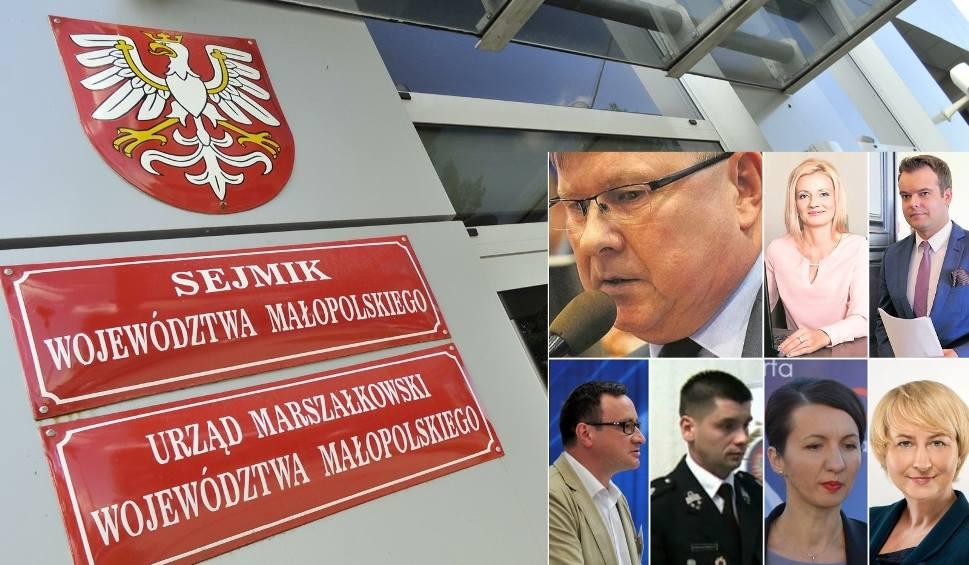 Film do artykułu: PiS wskazało marszałka i członków zarządu województwa. To oni będą rządzić Małopolską!