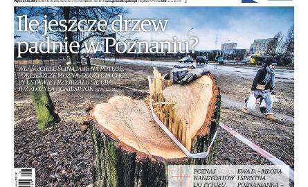 """W piątek """"Głos Wielkopolski"""" w wydaniu magazynowym"""