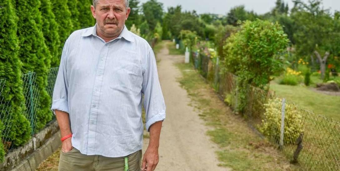 Właściciele ogródków działkowych skarżą się na problem z firmami wywozowymi. Te niechętnie chcą wywozić szambo z ich działek.