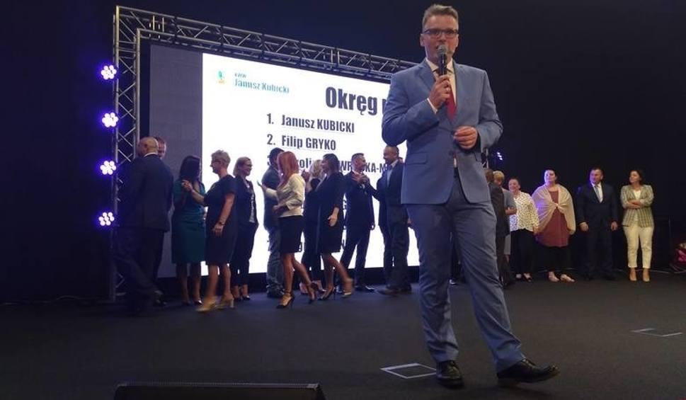 Film do artykułu: Wybory samorządowe 2018: Co w kampanii proponuje Janusz Kubicki i jego ekipa?