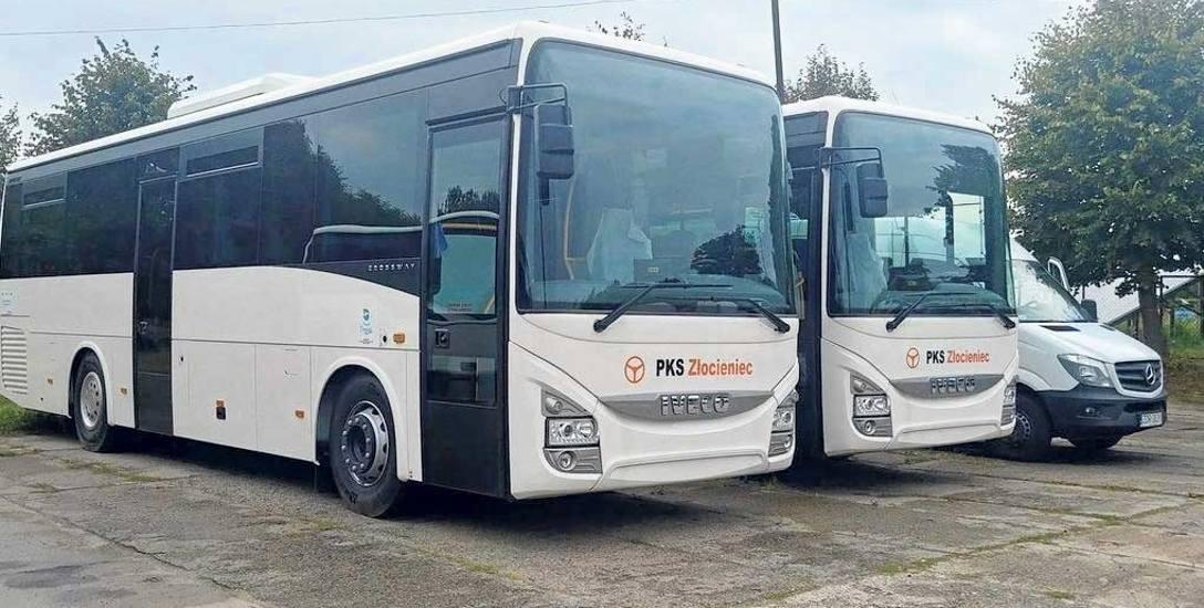 10 połączeń autobusów PKS Złocieniec z dopłatą