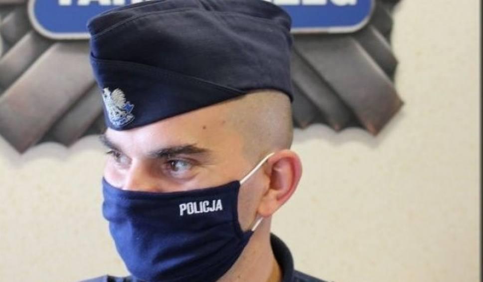 Film do artykułu: Policjant z Tarnobrzega po służbie zatrzymał pijanego kierowcę (1,62 promila alkoholu)