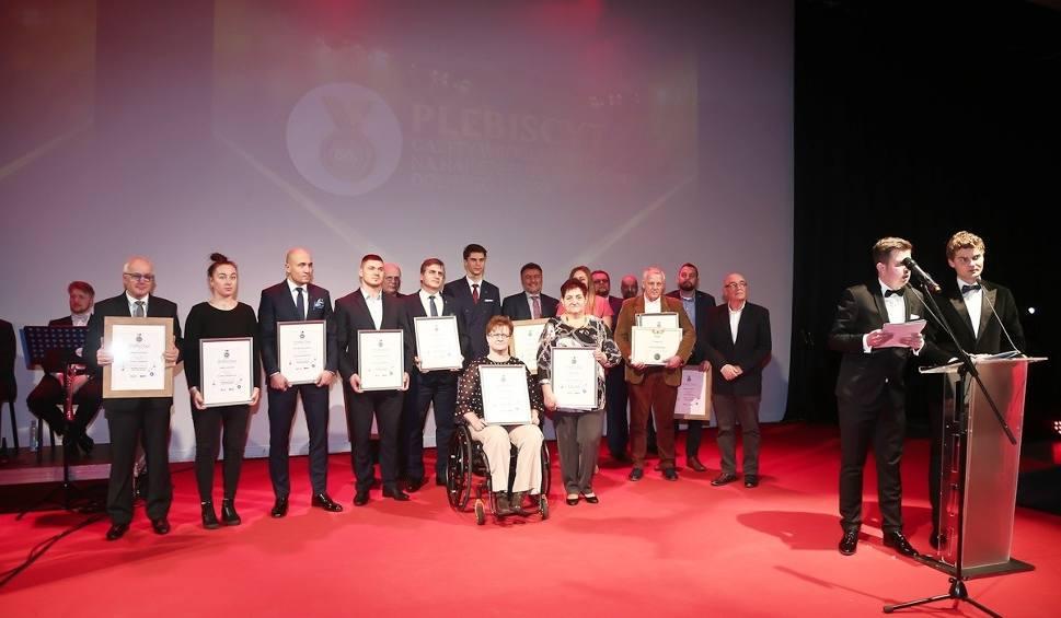 Film do artykułu: Finał Plebiscytu Sportowiec i Trener Roku na Dolnym Śląsku 2018 [WIDEO, ZDJĘCIA]