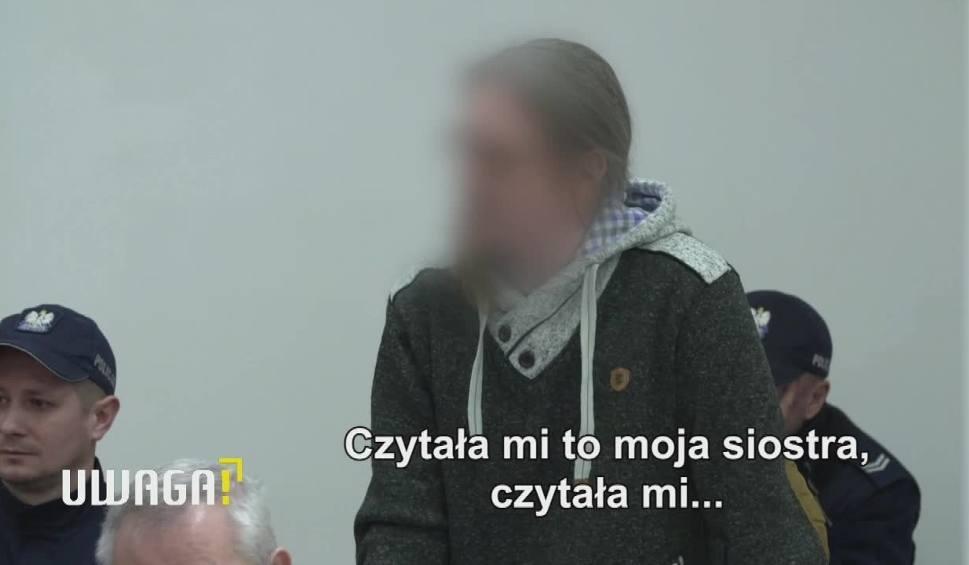 Film do artykułu: UWAGA! TVN: Zabił żonę i spalił zwłoki? Ruszył proces męża Agnieszki Rams [WIDEO]