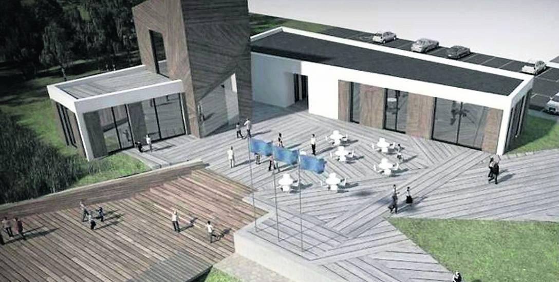 Tak wyglądać ma marina na Jamnie według koncepcji sporządzonej przez szczecińską firmę Compono. Projekt jest w fazie realizacji, ale nawet jego wykonanie