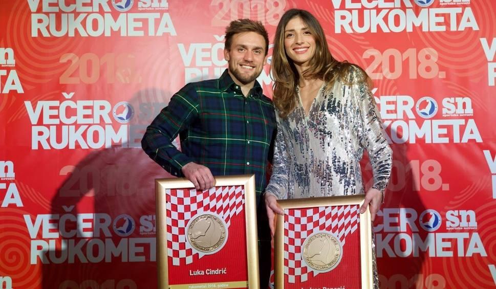 Film do artykułu: Luka Cindrić z PGE VIVE piłkarzem ręcznym roku w Chorwacji. Drugi raz z rzędu