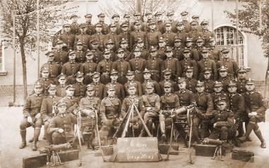 Osobisty pułk Piłsudskiego pochodził z Poznania