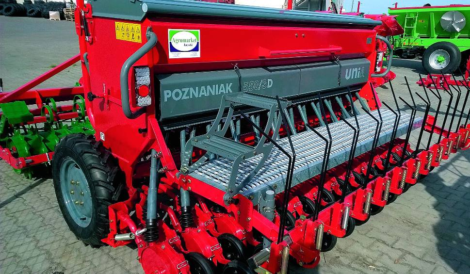 Fantastyczny Nowości na rynku maszyn rolniczych [ZDJĘCIA] - Gloswielkopolski.pl @CQ-58