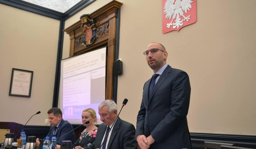 Film do artykułu: Rada Powiatu Słupskiego wybrała nowe władze [zdjęcia]
