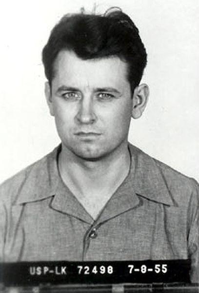 James Ray - zdjęcie z 1955 r.